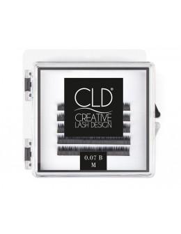CLD Silk Lashes Mini Mix Curl B