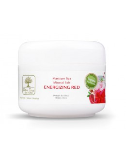 Sól Olive Tree Spa Clinic Mineral Salt Energizing Red 30g