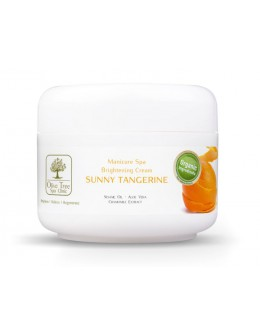 Olive Tree Spa Clinic Brightening Masque Cream Sunny Tangerine 30g