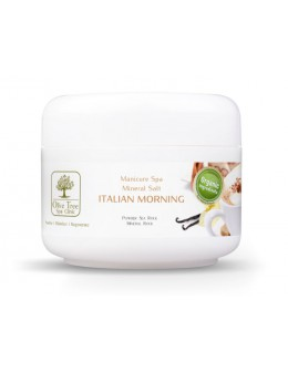 Sól Olive Tree Spa Clinic Mineral Salt Italian Morning 30g