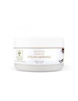 Sól Olive Tree Spa Clinic Mineral Salt Italian Morning 200g