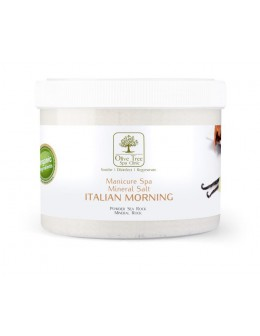 Sól Olive Tree Spa Clinic Mineral Salt Italian Morning 500g