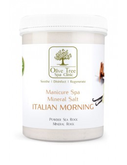 Sól Olive Tree Spa Clinic Mineral Salt Italian Morning 1250g