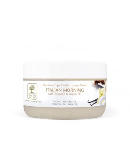 Peeling cukrowy Olive Tree Spa Clinic Perfect Sugar Scrub Italian Morning 200g
