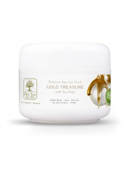 Olive Tree Spa Clinic Gel Scrub Gold Treasure 30g