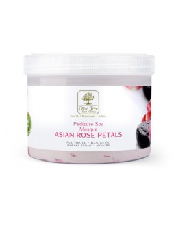 Maska Olive Tree Spa Clinic Masque Asian Rose Petals 400g