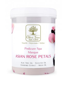 Olive Tree Spa Clinic Masque Asian Rose Petals 1000g