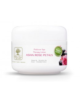Balsam Olive Tree Spa Clinic Theraphy Lotion Rose Petals 400g