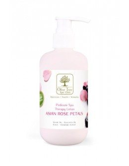 Balsam Olive Tree Spa Clinic Theraphy Lotion Rose Petals 236ml