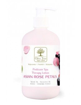 Balsam Olive Tree Spa Clinic Theraphy Lotion Rose Petals 473ml