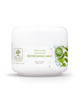 Olive Tree Spa Clinic Mineral Spa Salt Refreshing Mint - 30gr