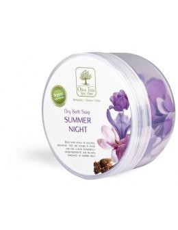 Olive Tree Spa Clinic Dry Bath Soap Summer Night 230g