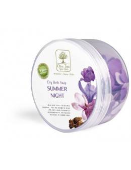 Płatki Olive Tree Spa Clinic Dry Bath Soap Summer Night 230gr