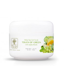 Olive Tree Spa Clinic Gel Scrub Touch of Green 30gr