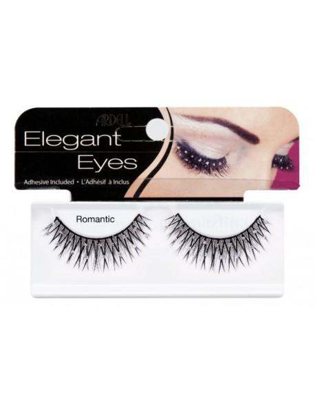 Rzęsy sztuczne Ardell Elegant Eyes Romantic