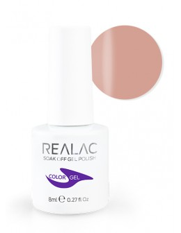 4Pro Nail Tech REALAC Soak Off Gel Polish 8ml - 040 - Sweet Girl