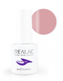 4Pro Nail Tech REALAC Soak Off Gel Polish 8ml - 043 - Miss Sweety
