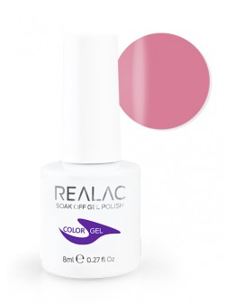Żel 4Pro Realac Soak Off Gel Polish 8ml - 045 - Crystal Lilac