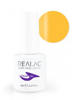 Żel 4Pro Realac Soak Off Gel Polish 8ml - 048 - Yellow Backround