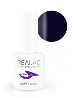 4Pro Nail Tech REALAC Soak Off Gel Polish 8ml - 082 - Dark Sapphire