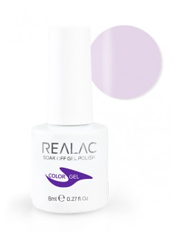 4Pro Nail Tech REALAC Soak Off Gel Polish 8ml - 083 - Nude Champagne