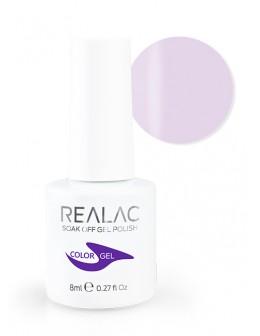 4Pro Nail Tech REALAC Soak Off Gel Polish 8ml - 083 - Nude Champagne