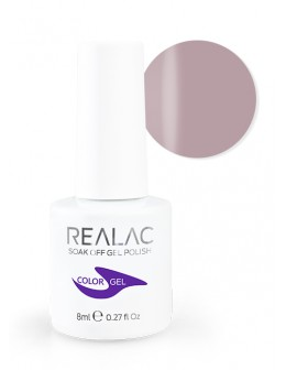 4Pro Nail Tech REALAC Soak Off Gel Polish 8ml - 085 - Latte Macchiato