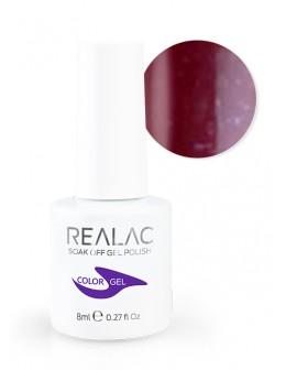 4Pro Nail Tech REALAC Soak Off Gel Polish 8ml - 096 - Femme Fatale