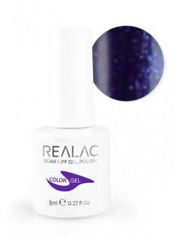 4Pro Nail Tech REALAC Soak Off Gel Polish 8ml - 098 - Don't Stop The Music