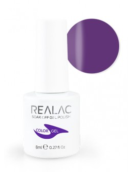 4Pro Nail Tech REALAC Soak Off Gel Polish 8ml - 15 - Magnetism