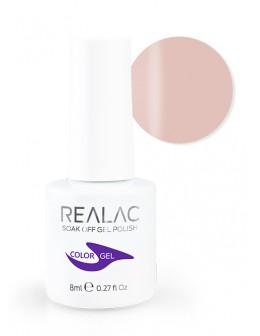 Żellakier 4Pro Nail Tech REALAC Soak Off Gel Polish 8ml - 037 - Sweet Kiss