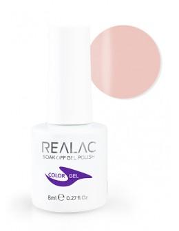 Żellakier 4Pro Nail Tech REALAC Soak Off Gel Polish 8ml - 038 - Sweet Tempation