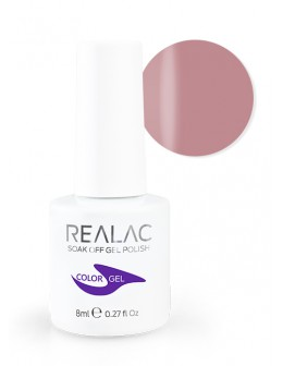 4Pro Nail Tech REALAC Soak Off Gel Polish 8ml - 05 - Parfait