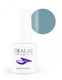 4Pro Nail Tech REALAC Soak Off Gel Polish 8ml - 20 - Street Chic