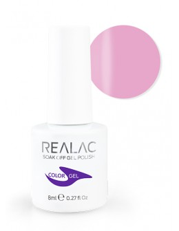 4Pro Nail Tech REALAC Soak Off Gel Polish 8ml - 27 - X-Pose