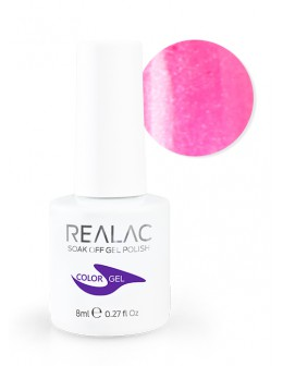 4Pro Nail Tech REALAC Soak Off Gel Polish 8ml - 31 - Half'n Half