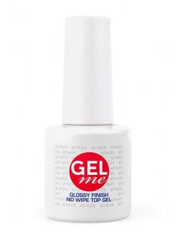 Żellakier ESN GelMe Soak Off Gel Polish 8ml - Glossy Finish No Wipe Top Gel