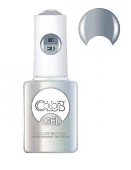 Color Club Soak-Off Gel Polish 15ml - 780 - Gold Glitter