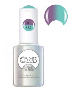 Color Club Soak-Off Gel Polish 15ml - Serene Green