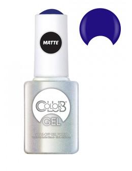 Color Club Soak-Off Gel Polish 15ml - Chalk Board Black