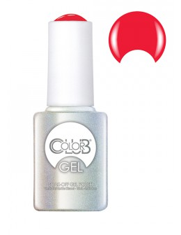 Color Club Soak-Off Gel Polish 15ml - Blaze