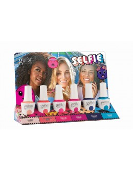 Hand&Nail Harmony Get Color-Fall Gelish Collection Display 6pc