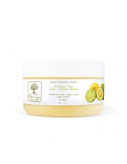 Mydełko Olive Tree Spa Clinic Pedicure Spa Soak 300g - Lemon Marini OUTLET