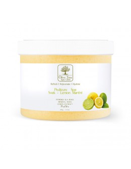 Mydełko Olive Tree Spa Clinic Pedicure Spa Soak 600g - Lemon Marini OUTLET