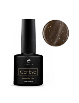 Żel Elegance Cat Eye Magnetic Gel Polish 7,3ml - nr 1