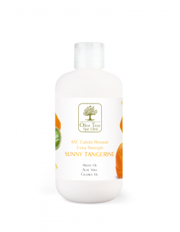 Usuwacz skórek Olive Tree Spa Clinic AAC Cuticle Remover Sunny Tangerine 236ml