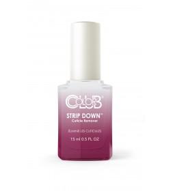 Usuwacz skórek Color Club Strip Down Cuticle Remover 15ml