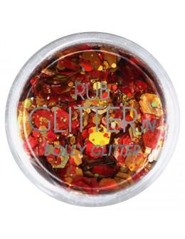 Brokat Rub Glitter In - Bolly Glitter 5