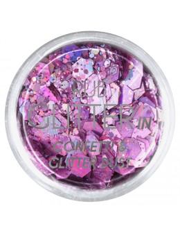 Brokat Rub Glitter In - Confetti & Glitter Dust 5