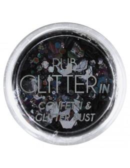 Brokat Rub Glitter In - Confetti & Glitter Dust 6